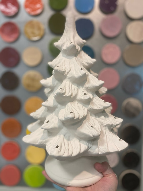 Lighted Tree w/light kit- Kennewick