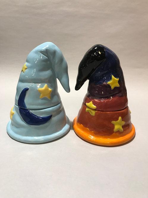 Wizard Hat Jar