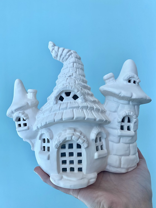 Enchanted Gnome Castle- Valley Mall