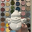 Thumbnail: Cozy Snowman Ornament -NWBLVD