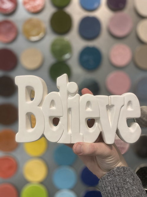 Believe -Valley Mall