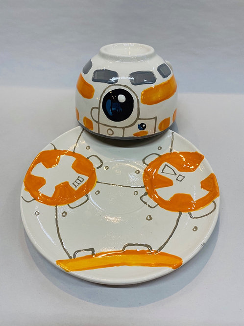 BB-8 Mug & Plate Set