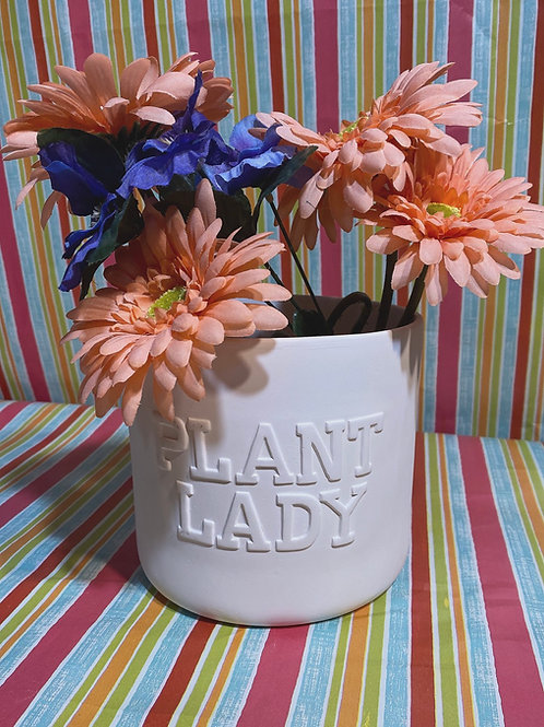 Plant Lady Planter - Kennewick