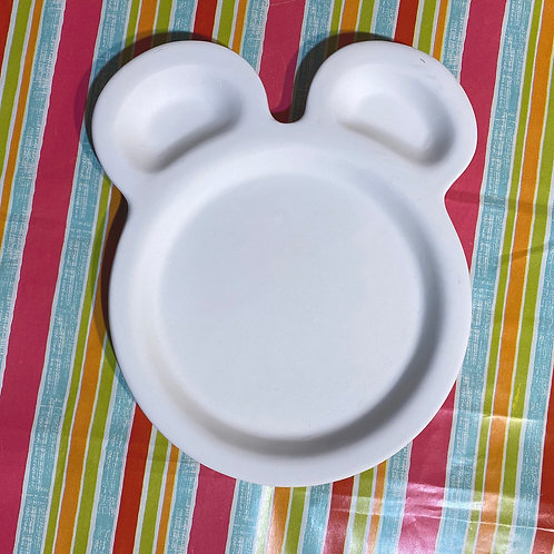 Mickey Mouse Plate - Kennewick