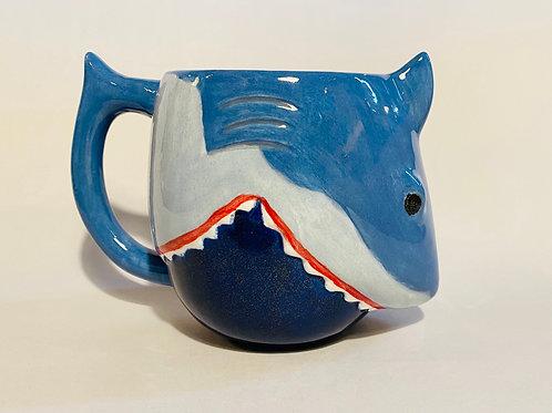 ONE Big Mouth Shark Mug Kit - Pines