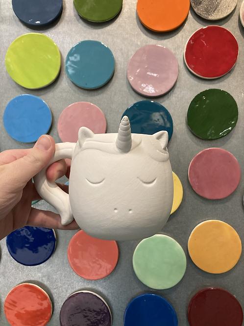 Unicorn Mug-Valley Mall