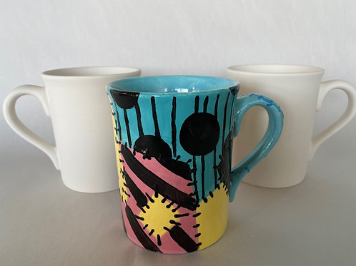 Sally Patchwork Mug
