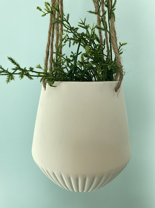 Hanging Flower Pot-Valley Mall