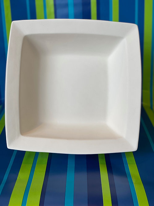 DAD LOVES POPCORN!Square Popcorn Bowl-NWBLVD