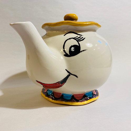 Mrs. Potts Teapot