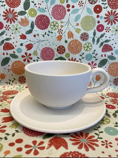 Café Mug & Saucer Kit - NWBLVD