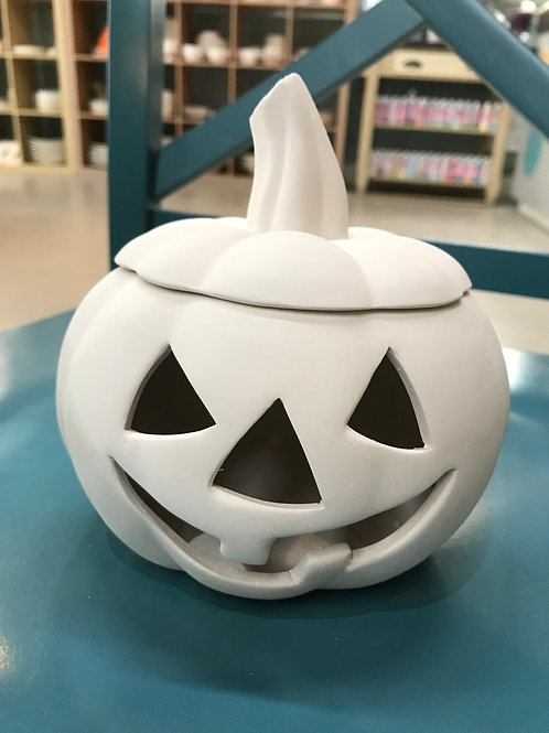 Medium Jack-o-lantern Box- Pines