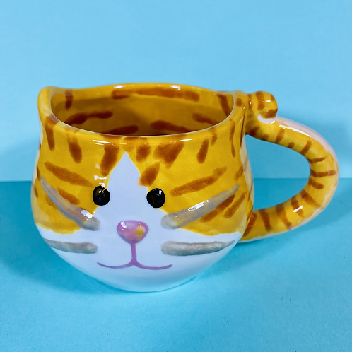 Kitty Tea Mug - Pines rd
