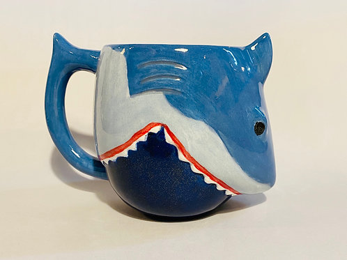 ONE Big Mouth Shark Mug Kit - Kennewick