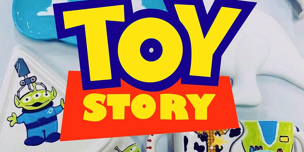 Toy Story Event at NWBLVD Studio
