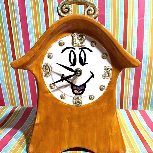 Disney Beauty and The Beast Clock - Kennewick