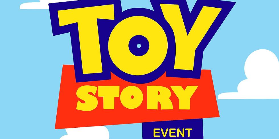 Toy Story Event- NW BLVD Studio