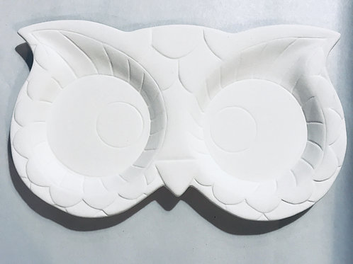 Owl Eyes Tray