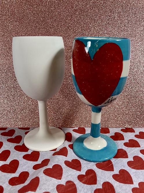Wine Glass- Pines rd