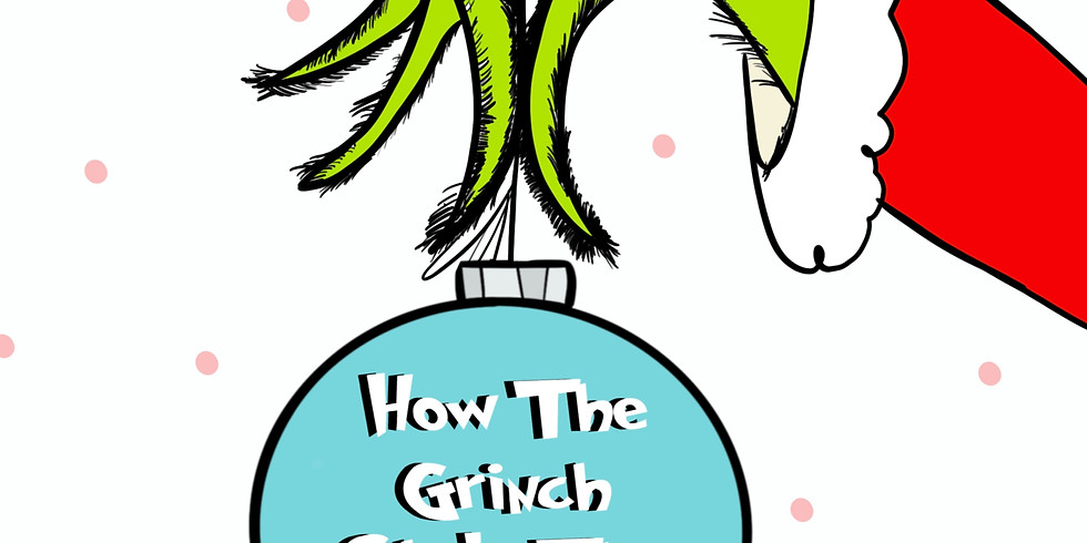 How the Grinch Stole the Studio in Kennewick