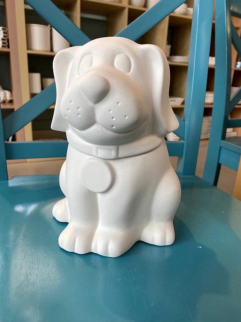 Puppy Treat Jar- Pines Rd.