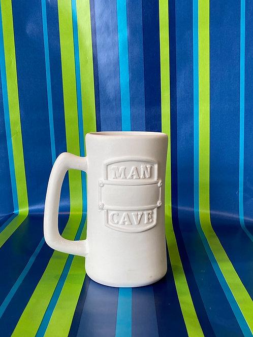 Man Cave Mug- PINES Rd