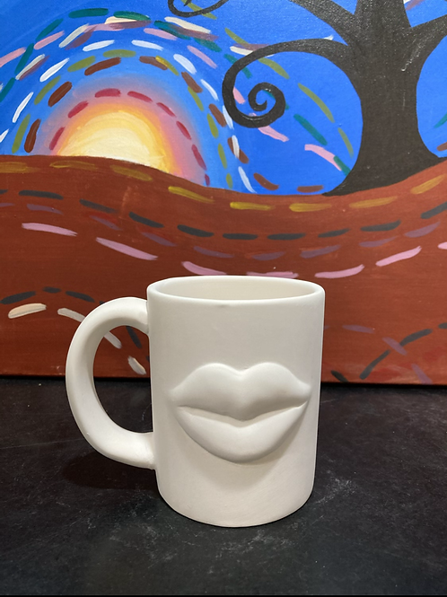 Pucker Up Mug-Kennewick