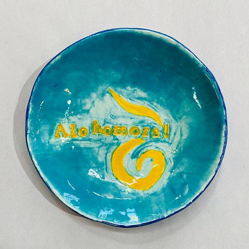 Alohomora! Dish