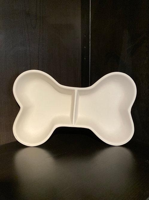 Dog Bone Food & Water Dish Kit - Kennewick