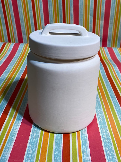 Jar w/ Handle - Kennewick