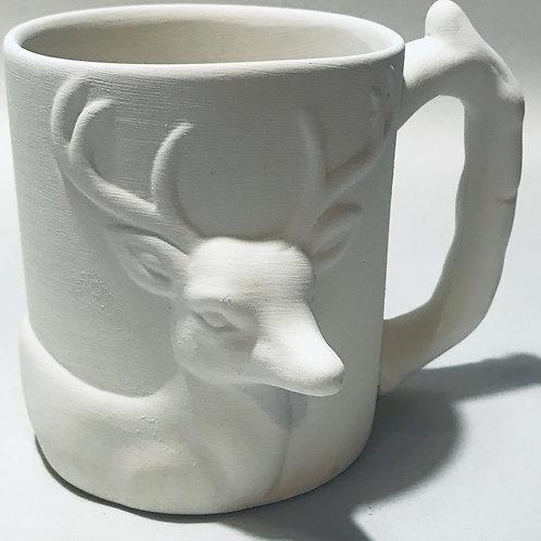Patronus Stag Mug