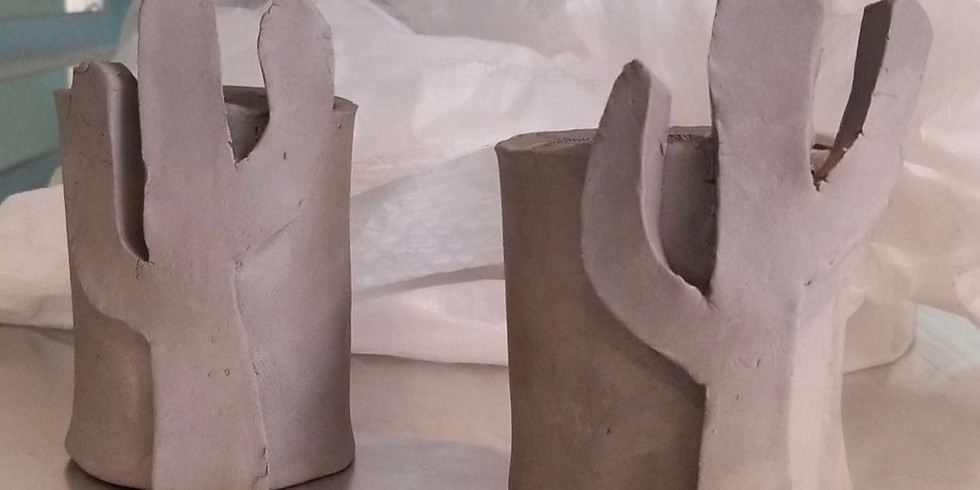 Adult Clay Planters Class