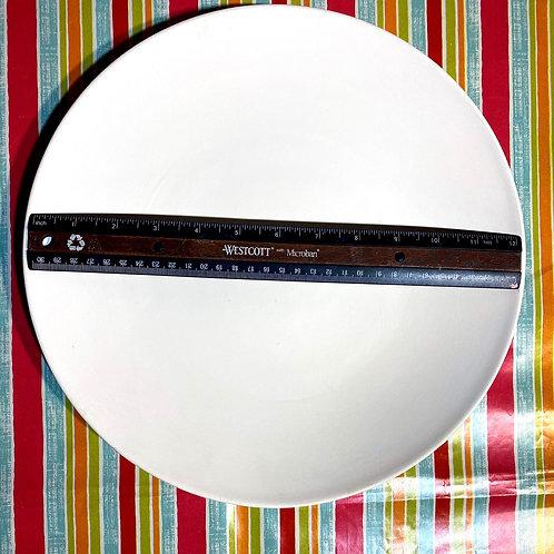 Large Circle Plate/Platter - Kennewick