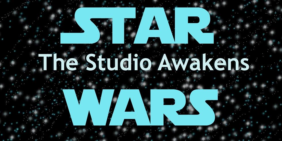 3 TICKETS LEFT- Star Wars Night at NWBLVD Studio
