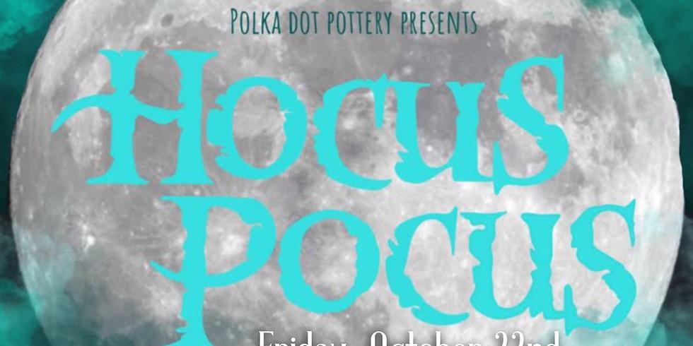 SOLD OUT! Hocus Pocus Event Northwest Blvd Studio