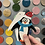 Thumbnail: Large Penguin Ornament -NWBLVD