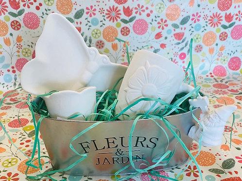 Flower + Butterfly Gift Kit - NW Blvd
