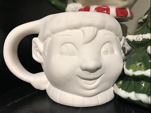 Elf mug-River Park Square