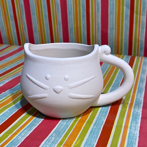 Kitty Cat Mug - Kennewick