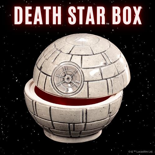 Death Star Box-NW Blvd