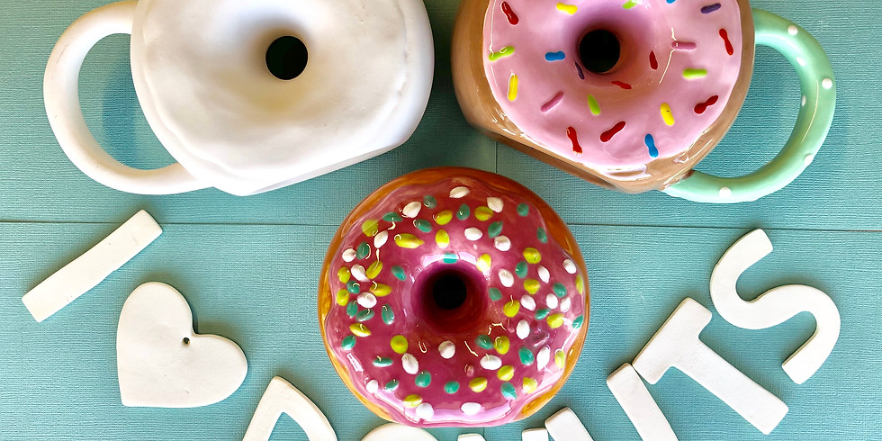 KIDS ART CAMP  Donut Worry.  It's KIDS Donut Day   (1)