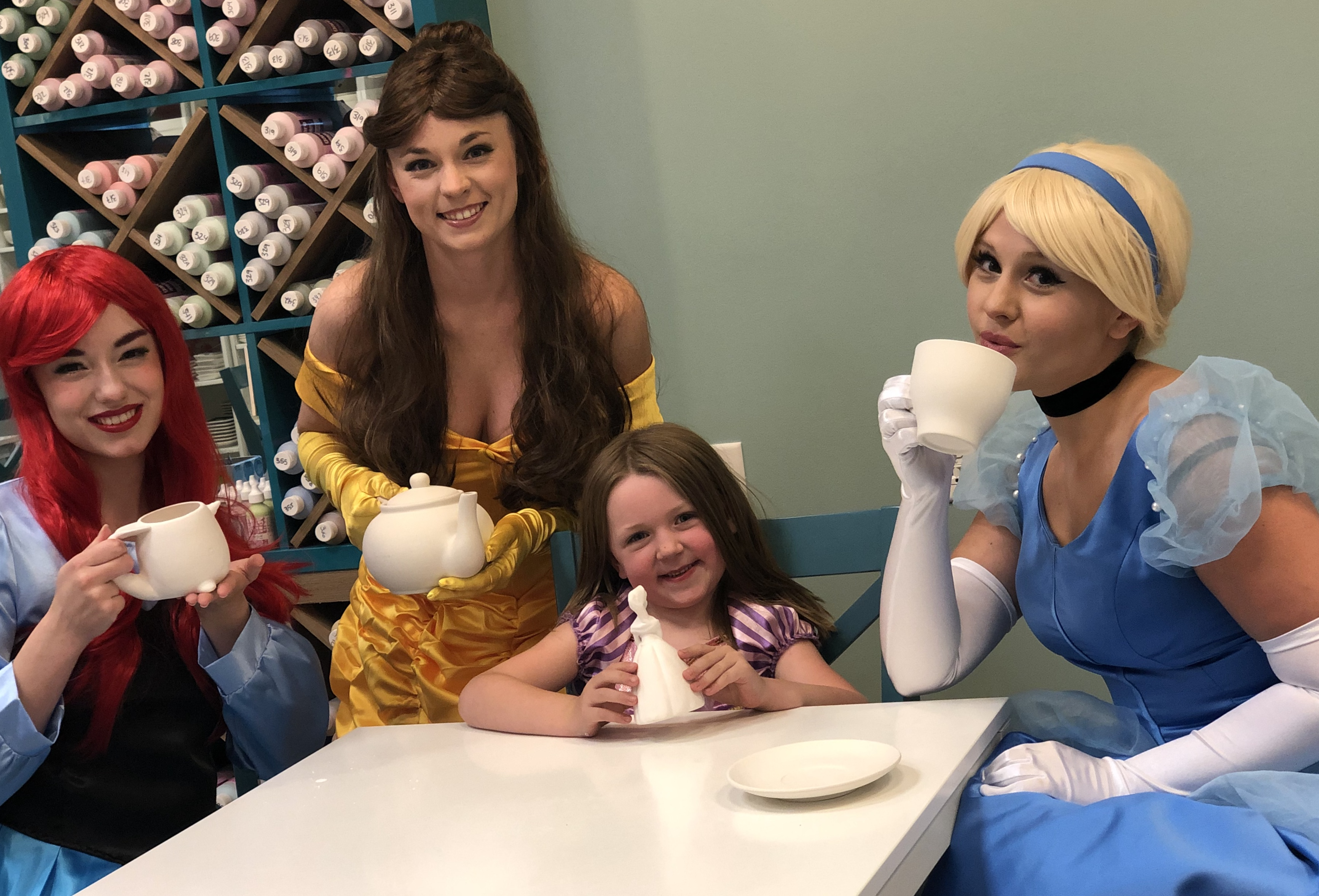 PRINCESSES TEA