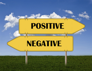 behaviour change positive and negative