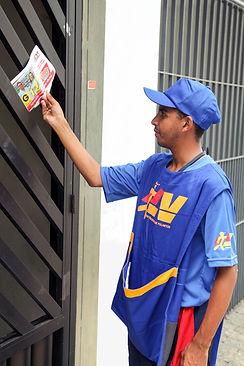 Distrbuidor Porta a Porta
