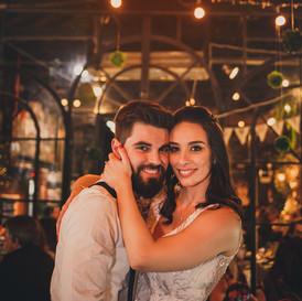 Bruna e Marcelo