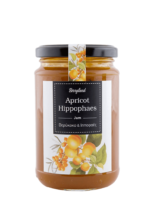 Apricot & Sea Buckthorn (Hippophaes) Jam