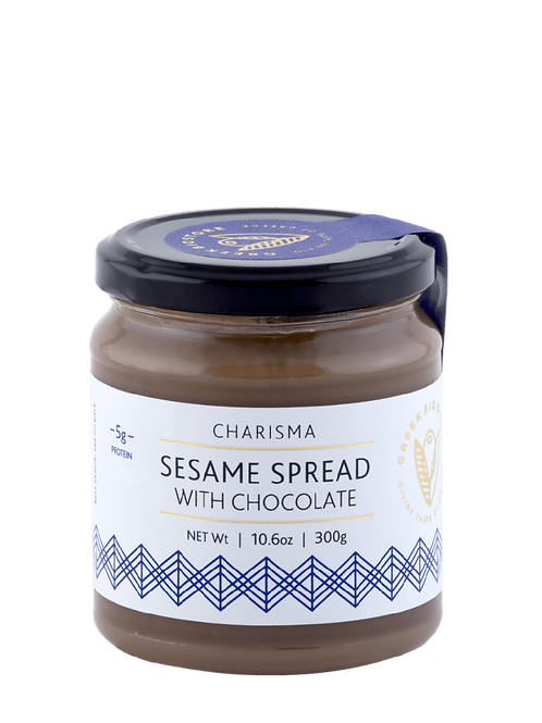 Sesame Spread with Chocolate