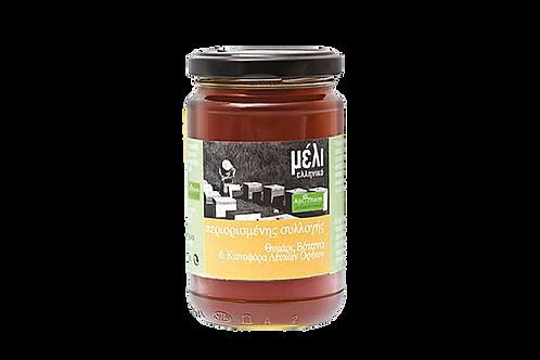 Greek Honey with Thyme & Coniferous Herbs 400gr
