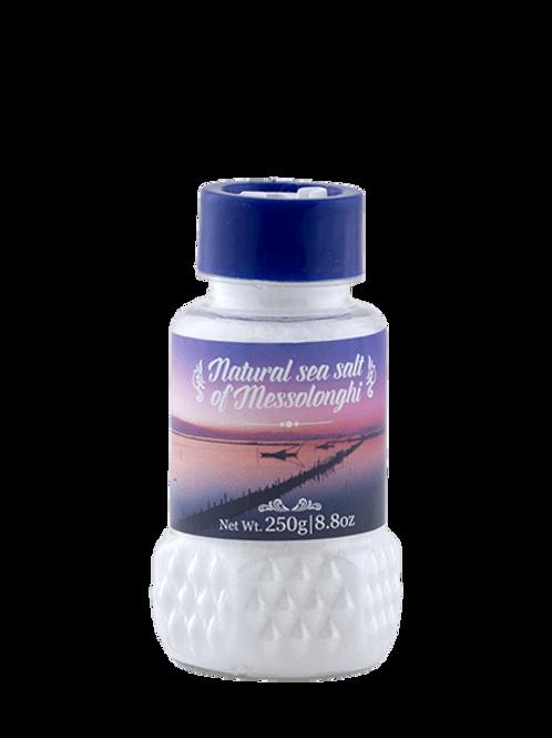 Organic Sea Salt from Messolonghi