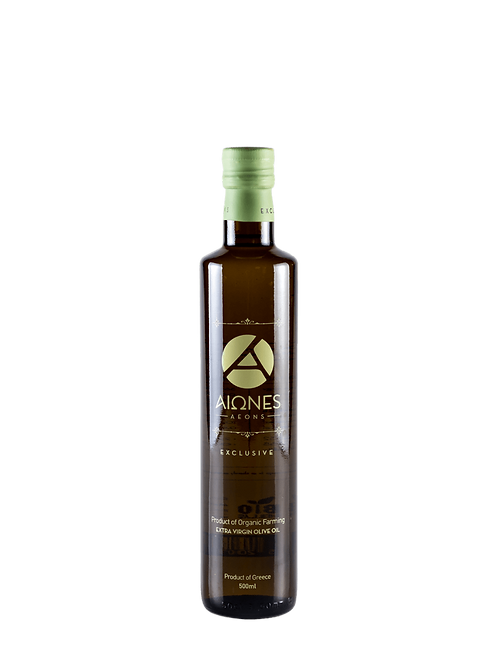 AEONS Exclusive Organic Extra Virgin Olive Oil
